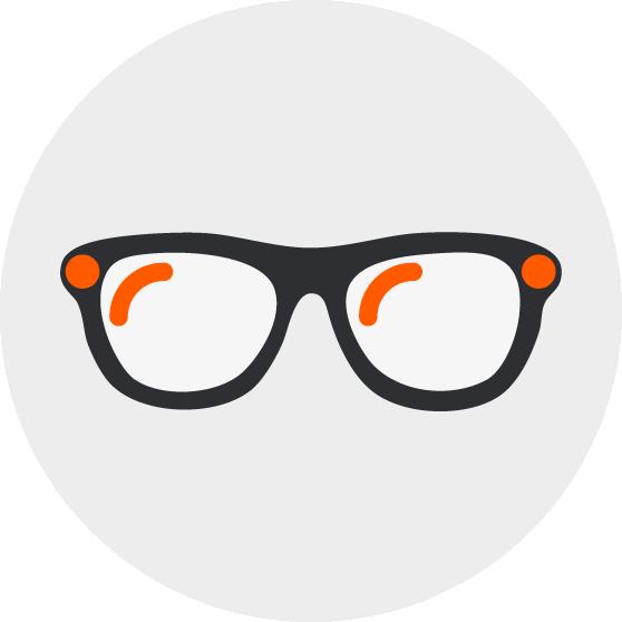 Brillen und Kontaktlinsen Zusatzversicherung