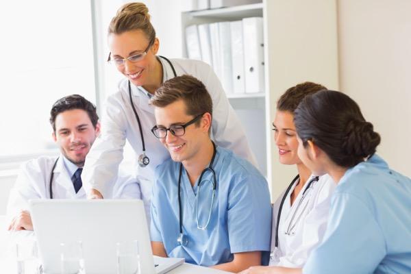 Ärztehaus-Modell
