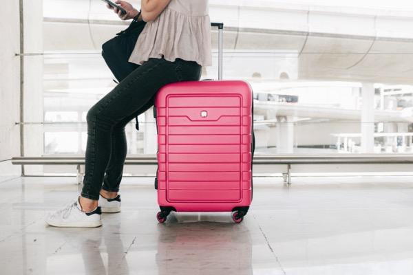 Koffer verschwunden was nun?